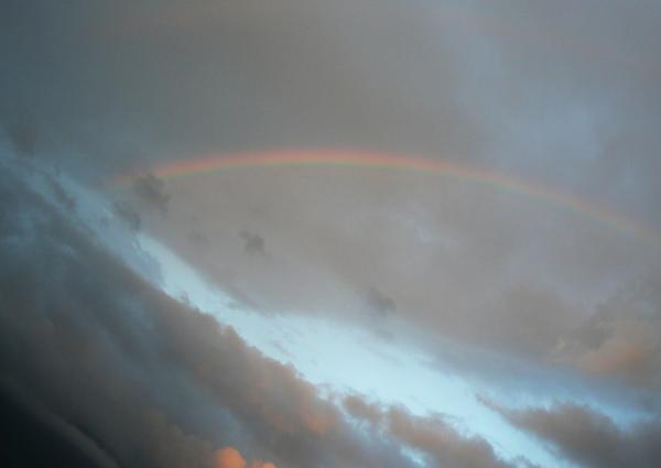 Ieri, un arcobaleno 1
