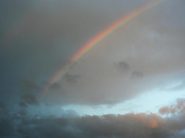 Ieri, un arcobaleno 2